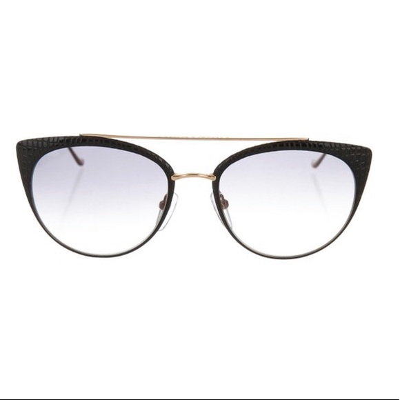 2dc4afa636c3 Chrome hearts cat eye sunglasses. NWT. Chrome Hearts.  600  1399. Size